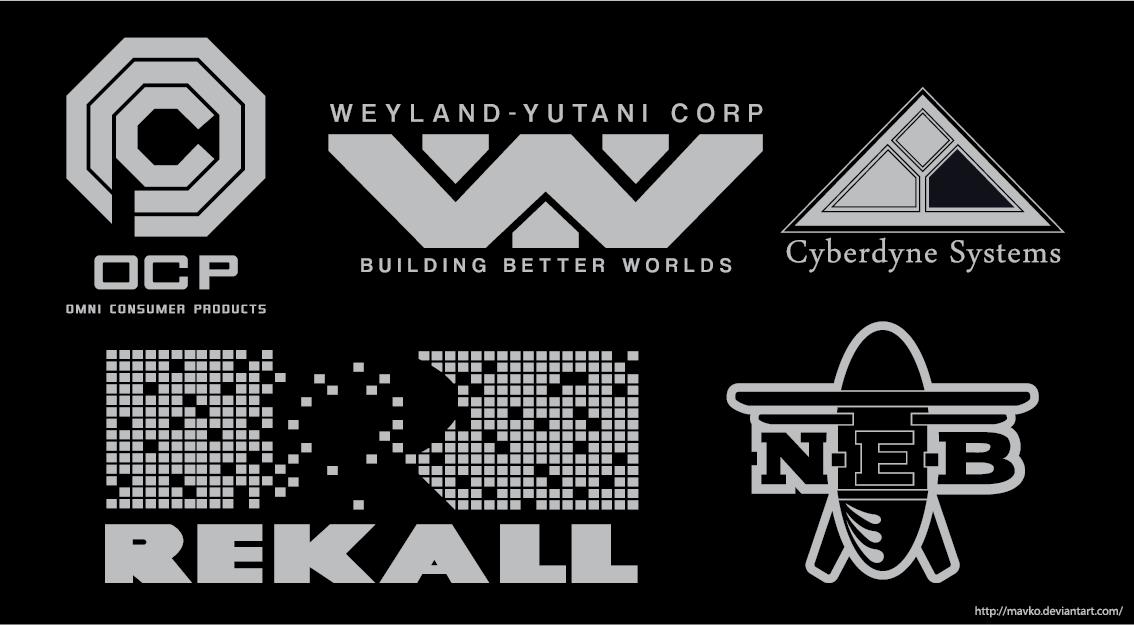 Movie Logos Vector Pack 1 By Mavko