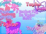 5 Png De Taylor Swift