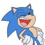 Sonic Laugh
