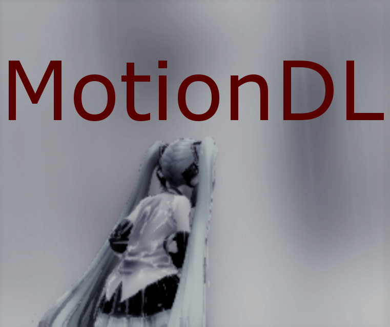 (MMD) My Immortal Longer Version- Motion DL