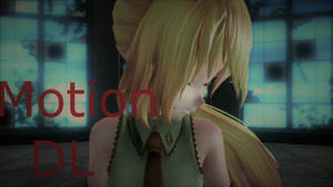 (MMD) Because Of You- Motion DL