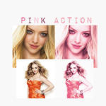 pink action +