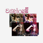 action  8