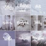 Fonts pack: Heaven
