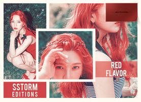 Red Flavor by sneeuwstorm