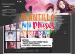 Plantilla para muses by sstorm.editions