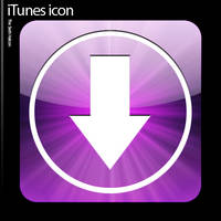 iTunes + PSD by thesixhalcon