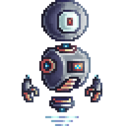 Hovering robot