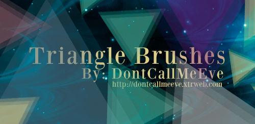 Triangle Brushes