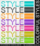 Colorful Styles