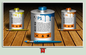 Photoshop Paint Bucket by Macuser64