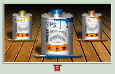 Photoshop Paint Bucket