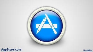 AppStore Icon Round