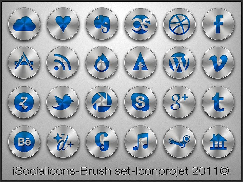 iSocialicons by Macuser64