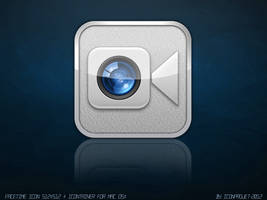 FaceTime icon by Macuser64