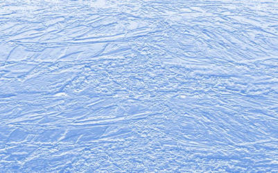 Glacial planet texture