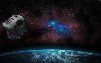 Death Star by ezio