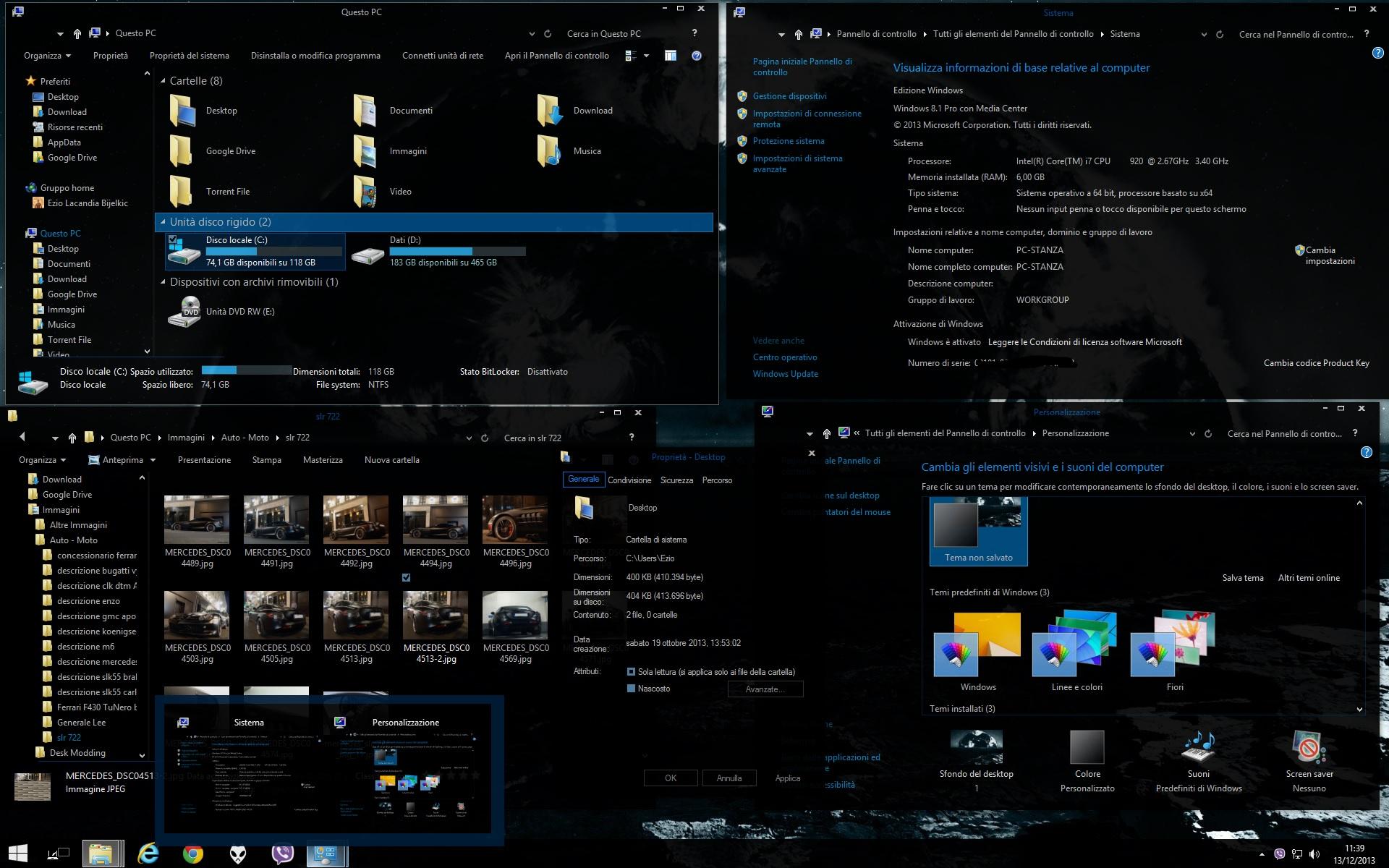 Abisso 2014 (dark theme Windows 8.1 Update1) Upd11