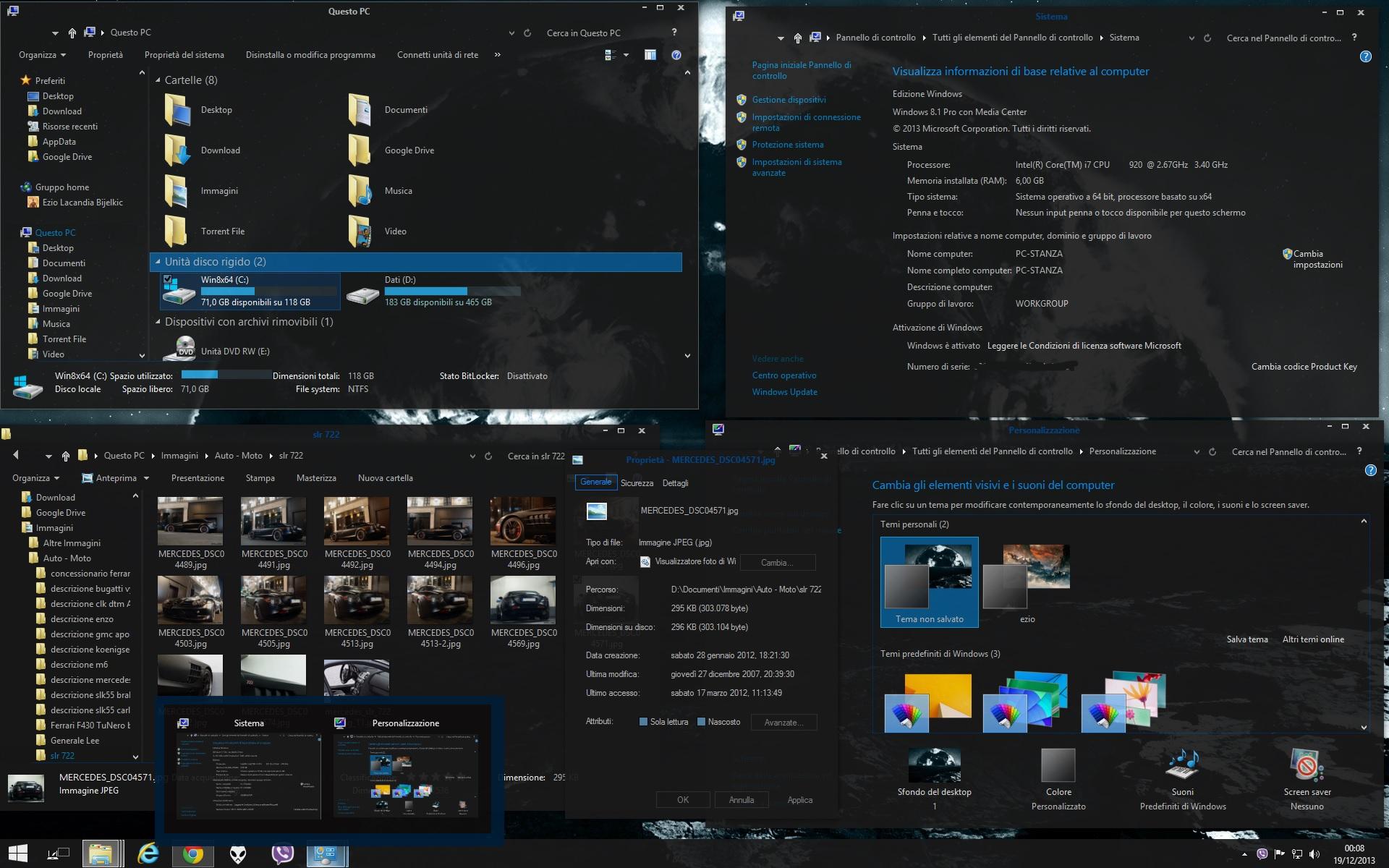 Gray 2014 (dark theme Windows 8.1 Update 1) Upd.11 by ezio