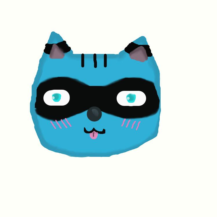 Raccoon Icon by CbelleLove