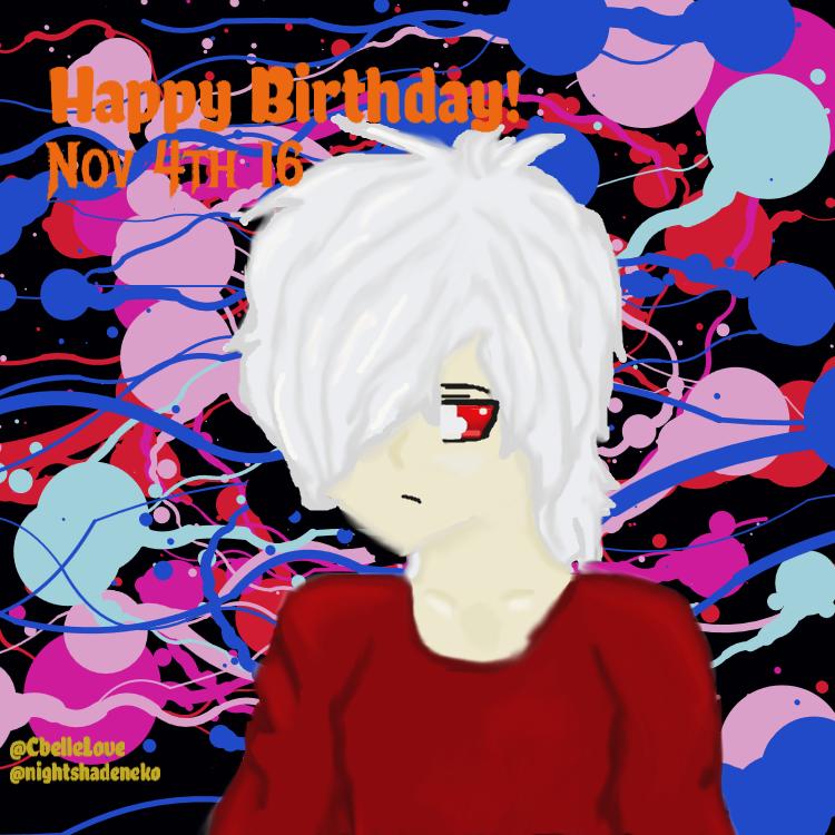 Birthday Baru by CbelleLove