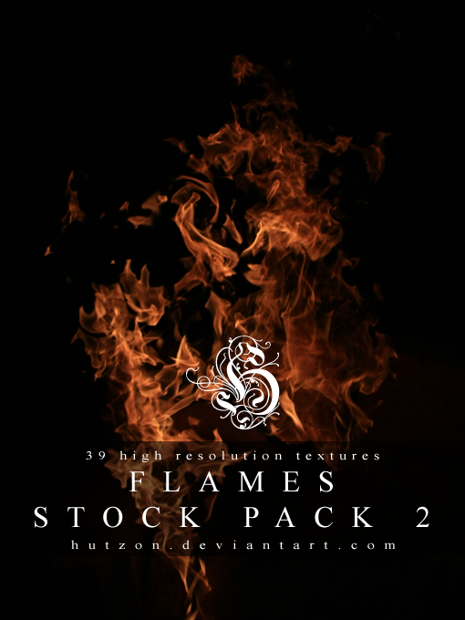 Flames Stock Pack 2