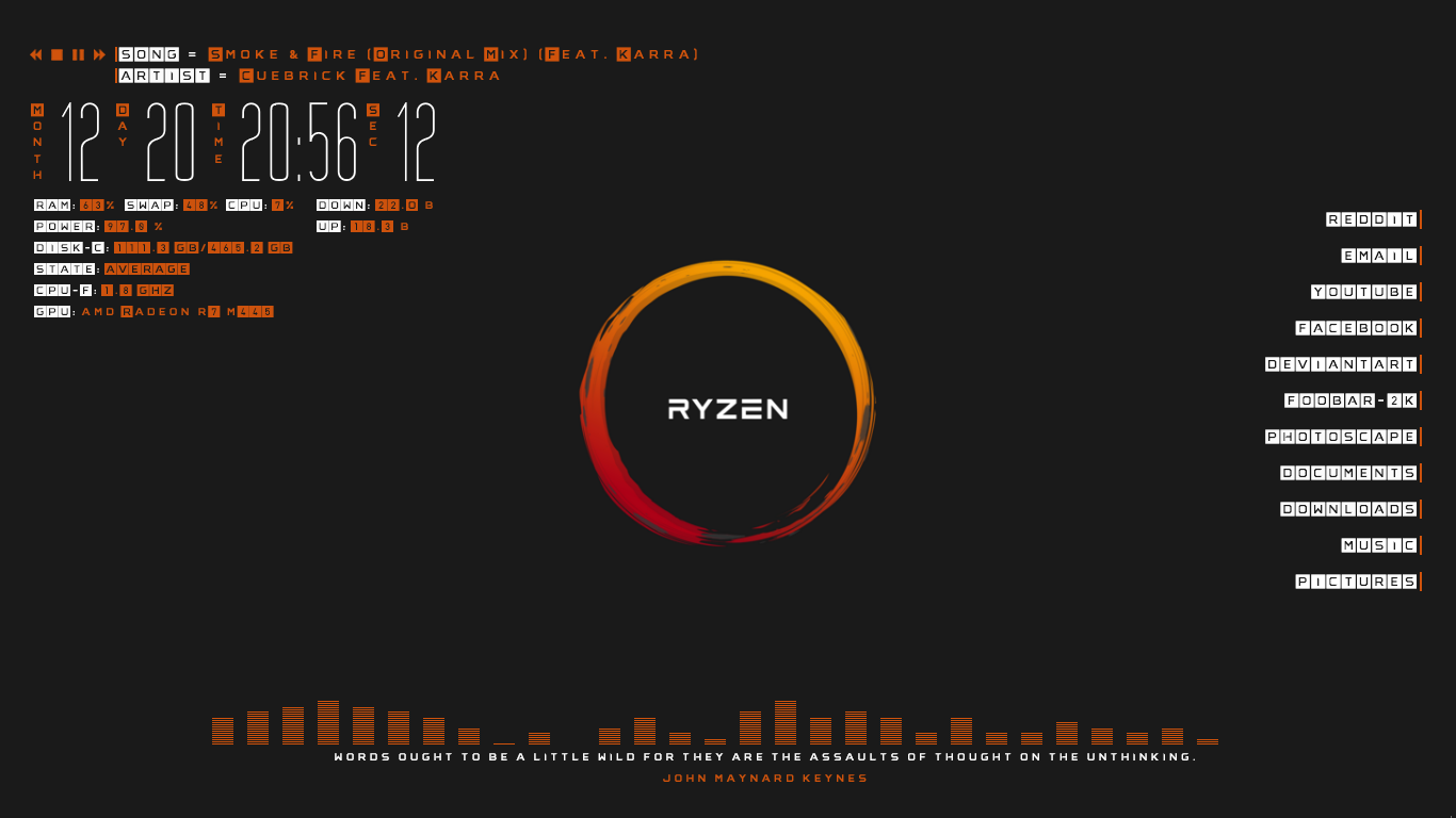 AMD RYZEN SETUP