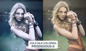 Cold Silk Coloring #5