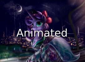 Night Luna Animated by sgtwaflez