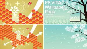 PS Vita Wallpaper Pack