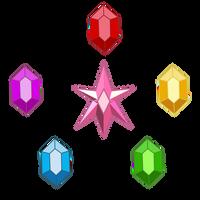 Elements of Harmony (gems) by TechRainbow