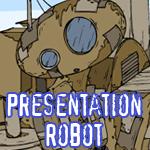 Presentation-Robot by Splurch2006