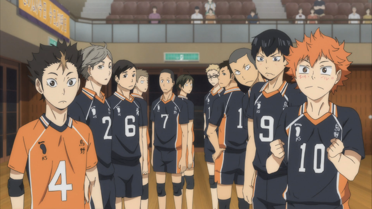 Are you leaving? (Haikyuu x reader part 11) by Secretlyalime