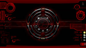 Black and Red Windows 7 Theme