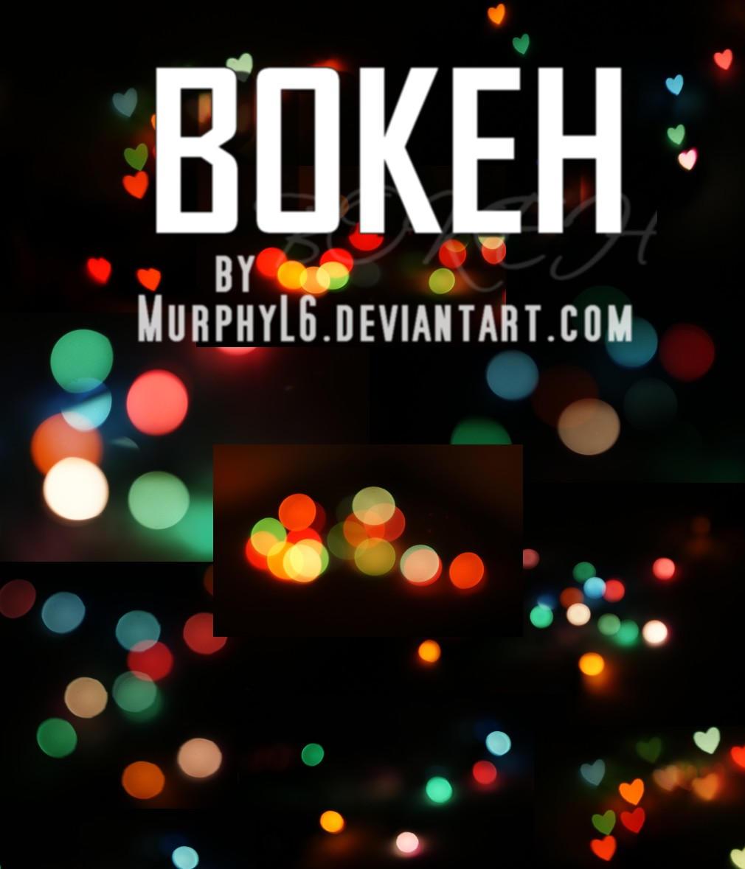 Bokeh textures by MurphyL6