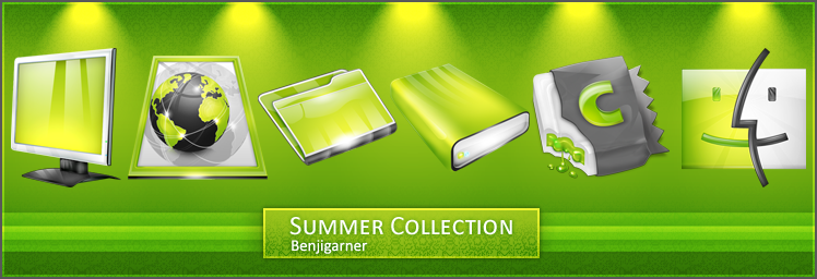 Summer Collection - PNG