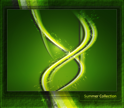 Summer Collection - Wallpaper by Benjigarner