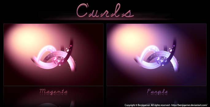Curls by Benjigarner