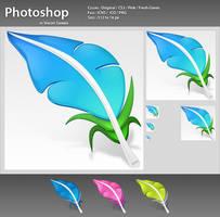 Photoshop Icons by Benjigarner