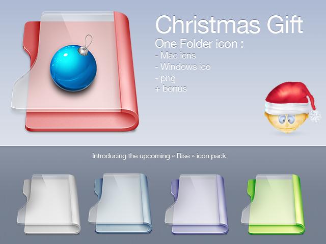 Christmas Gift by Benjigarner