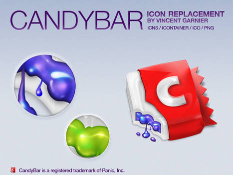 Candybar Icon Replacement