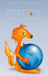 FIREFOX Replacement Icon