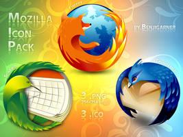 Mozilla Icon Pack by Benjigarner