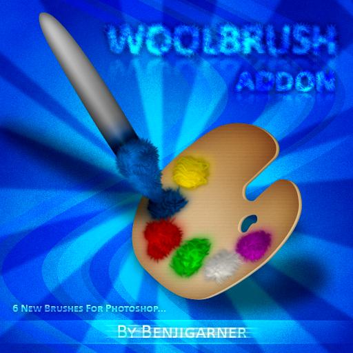Woolbrush addon by Benjigarner