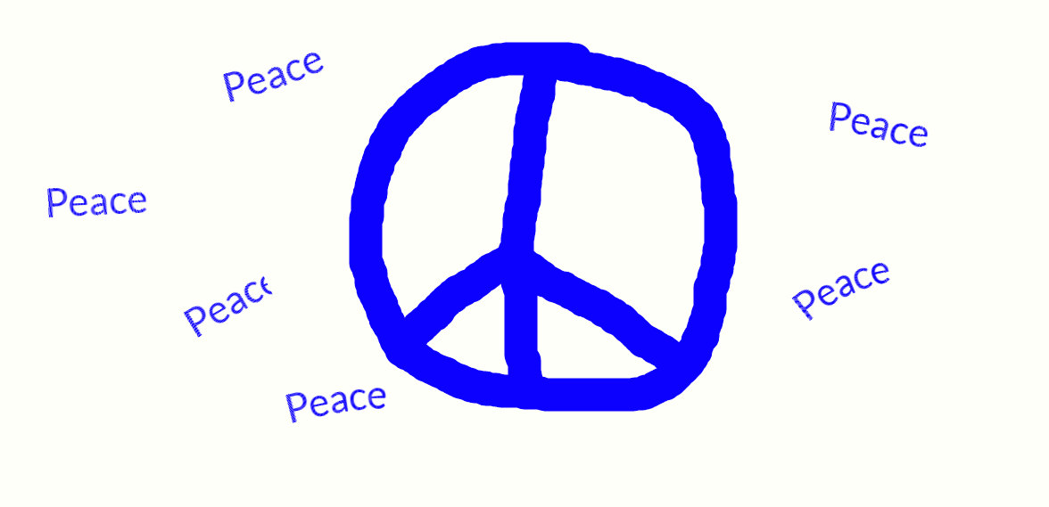 Peace By Maria Shadowhunter On Deviantart