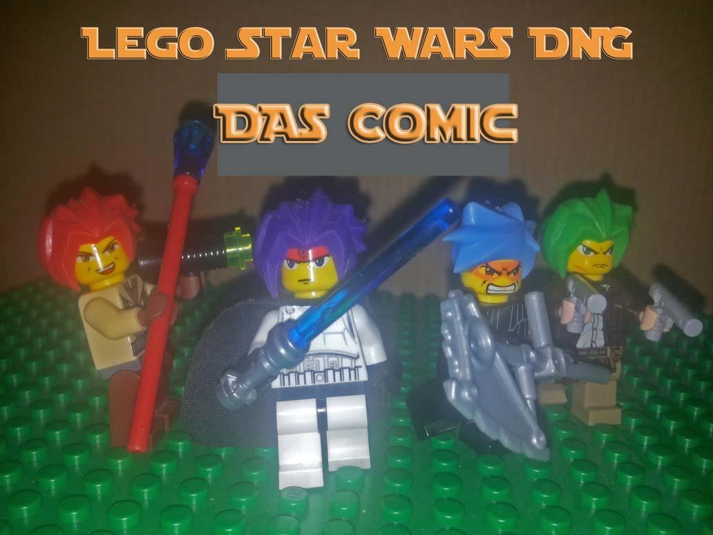 lego star wars video deutsch