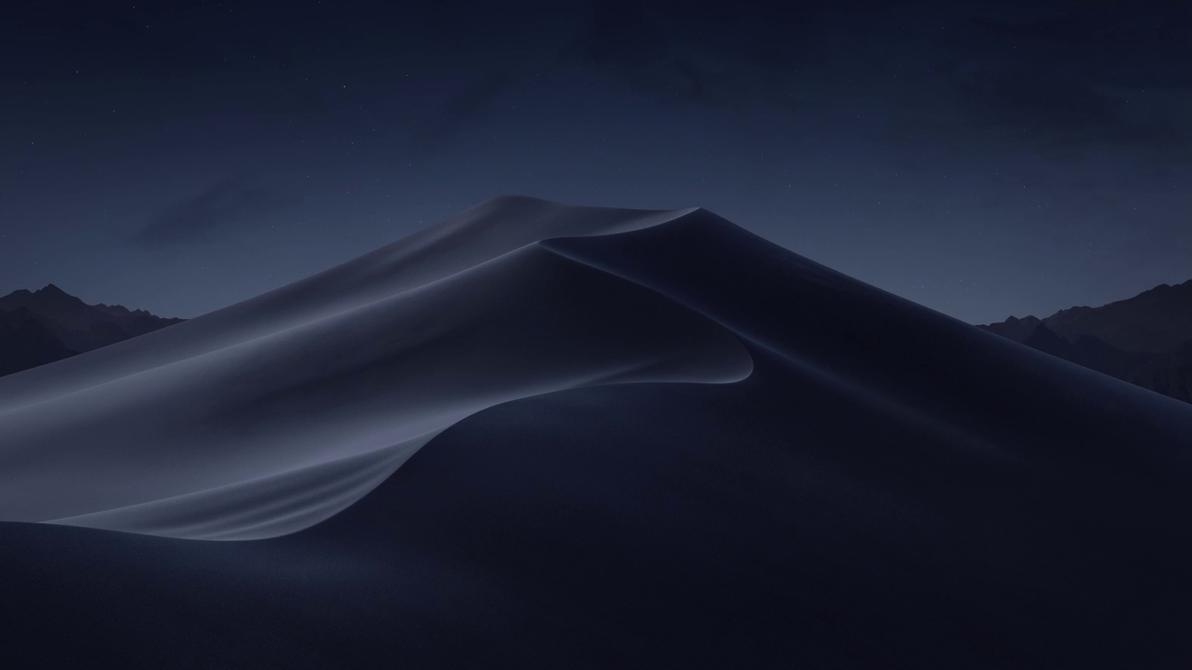macOS Mojave Wallpaper by dzutrinh