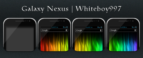 Galaxy Nexus by Whiteboy997