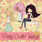 Doll's Vintage PNG