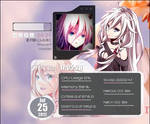 Rainmeter: Vocaloid IA